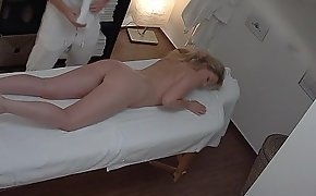 Hot Teen Girl Seduced at near Massage