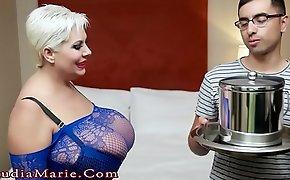 Big Tit Claudia Marie Fucked Twice xxx sex clip