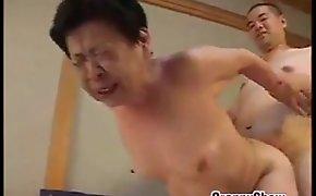 Japanese Grandma Upper case A First-rate Oral-service