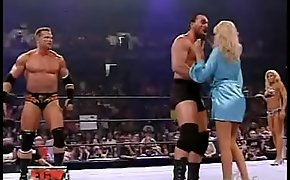 wwe - ECW Extreme Bikini Contest - Torrie Wilson vs. Kelly Kelly 2006 8-22