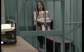 Guard Pleases Prison Brat
